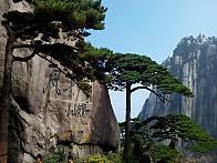 기암 괴석  【 황 산 】 등반 + 상하이 투어