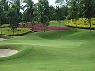 【 말라라얏 】 《 마닐라 》 말라라얏 산 400m에 위치 / 세계 100대 골프장 /  총 27홀
