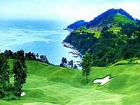 【 남산 동해 국제 】 《 연 태 》    총 243홀!!!  / 세계에서 가장 넓은 최대 골프장