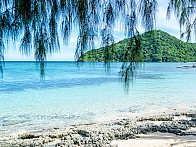 원시가 숨 쉬는 섬 【 피 지 】 수많은 영화 배경이 될 만큼 아름다운 섬 (블루라군, 아나콘다 등)