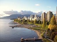 【  밴 쿠 버 】  『 캐나다 』  세계 4대 미항 도시