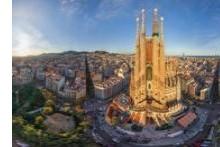 【 바르셀로나 】 《 스페인 제의 1도시 》 예술과 건축물의 만남 『 가우디 』