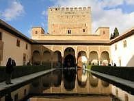 【 그라나다 】 《스페인 남부》 이슬람 문화와 기독교 문화가 공존하는 환상적인 건축미 도시