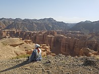 【 카자흐스탄 】 트래킹 + 자연경관 탐방 《 협곡 / 폭포 / 산정호수 / 만년설 》 《 4박 6일 》
