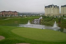 【 카자흐스탄 】  『 골프 투어 』 매일 18홀  +  알마티 투어  《 3박 5일 》
