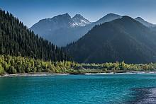 【  카자흐스탄 / 키르키즈스탄 】  2개국 투어 (알마티 3박 + 비쉬켁 1박 + 이식쿨 호수)  《 4박 6일 》