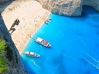 그리스 일주 (아테네, 산토리니, 자킨토스 등)   《 7박 9일 》