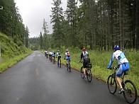 중국 【 위 해 】 자전거 라이딩 / 화동페리 탑승