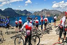 자전거 타고 『 백두산 』  등정 【 라이딩 코스 】  《 5박 6일 》