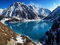 【 카자흐스탄 】 트래킹 + 자연경관 탐방 《협곡 / 폭포 / 산정호수 / 만년설》 《 4박 6일 》