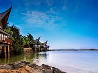 【 바 탐 + 싱가포르 】 항구도시 바탐에서의 휴양 / 싱가포르 핵심 관광지 투어  《 3박 5일 》