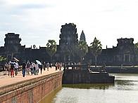 [세계문화유산]  캄보디아  【 앙코르왓트 】  유적군 탐방  《 3박 5일 》