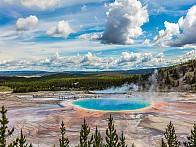 [세계자연유산]  미국 & 캐나다  【 옐로스톤국립공원 + 로키산맥 공원 】  《 9박 11일 》